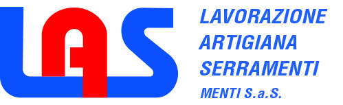 Las Menti Serramenti Retina Logo